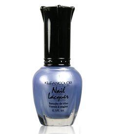 MyWholesaleFashion.com - KleanColor Nail Polish K011 Blue Pearl (Unit Price: $0.58) 1/2 Dozen Pack, $3.50 (http://www.mywholesalefashion.com/kleancolor-nail-polish-k011-blue-pearl-unit-price-0-55-1-2-dozen-pack/)