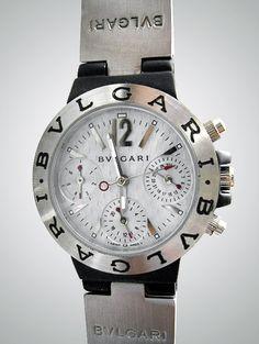 nice Bvlgari watch...