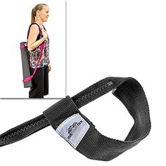 Long Yoga Mat Strap for carrying Thick Yoga Mats of any kind Replaces Yoga  Mat bags ad77360370791