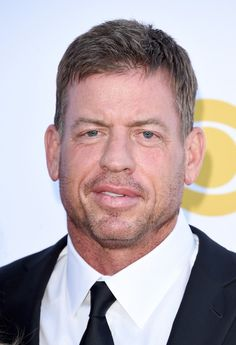 Troy Aikman Photos: 50th Academy Of Country Music Awards - Arrivals