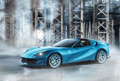 Ferrari 812 Superfast Spider Diamond