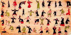 Tai Chi Ni Jao: Terapia con palo medio (Tai Chi Yang Sheng Zhang)