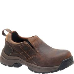 LT251 Carolina Women's ESD Safety Shoes - Brown