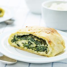 Strudel, Spanakopita, Pizza, Spinach, Ethnic Recipes, Google, Food, Flat Cakes, Pies
