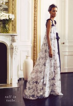 For the love of toile