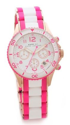 Marc by Marc Jacobs Rock Chrono Watch.
