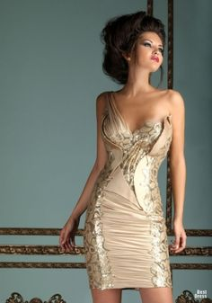 Mireille Dagher HOUTE COUTURE SPRING/SUMMER 2013 by Stacie09