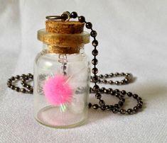 Zelda Inspired Bottled Fairy Necklace by GeekNacks on Etsy