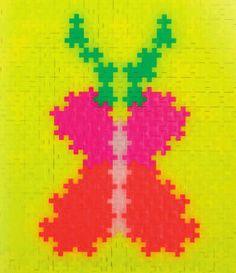 Mini-Neon, 1.200 Teile   mathegeschenke.de