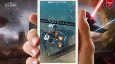 Хорошая игра на iPhone - Sky Force