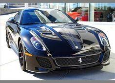 2011 #Ferrari 599 GTB Fiorano GTO