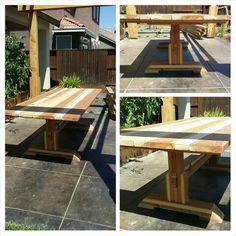 8 ft farmhouse table.