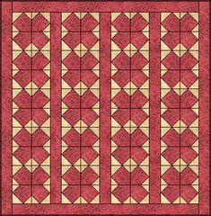 Hard Times quilt pattern