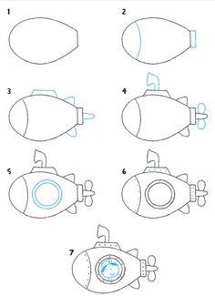 Desenhos F�ceis De Desenhar � Passo a Passo