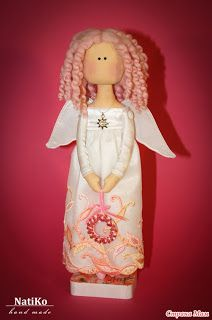 Mimin Dolls: a beautiful little angel pink