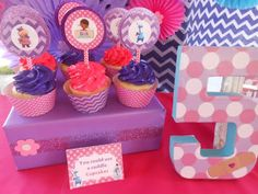 Girly Doc Mcstuffins Birthday Party
