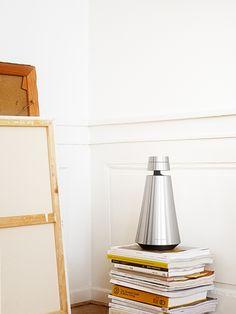 bang olufsen beosound 1 2 speakers designboom