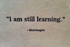 - Michelangelo #always