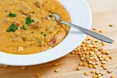 Creole Split Pea Soup