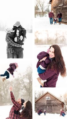 A few helpful tips and some family photo inspiration for a winter snow session! So cozy! Winter Family Photography, Snow Photography, Types Of Photography, Family Photo Colors, Point And Shoot Camera, Maternity Session, Photo Colour, Winter Snow, How To Take Photos
