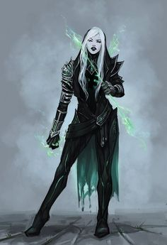 #fantasy #character #design #magic