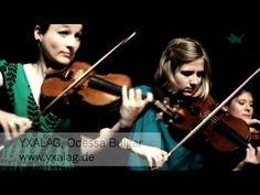 Odessa Bulgar - Yxalag Klezmer Band (full band, clarinet solo, violin etc..)