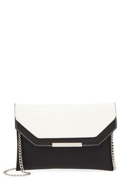 Phase 3 Colorblock Clutch available at #Nordstrom