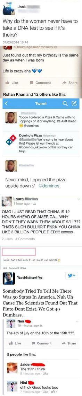 A Dosage Of Human Stupidity