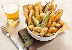 GOURMANT MAGAZINE •  Fritto di Verdure alla Birra
