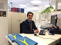 Conoce al jefe de ventas de MC PREVENCION, Guillem Santiago