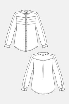 Wenona Shirt Dress - Named