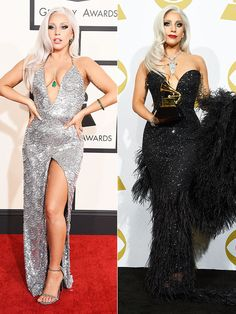 Grammys 2015 Lady Gaga outfit changes