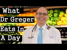 Purple fries!!! A couple other good ideas. What Dr Michael Greger Eats In A Day + The Daily Dozen