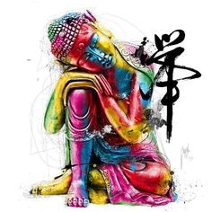 Buddha Canvas Painting Framed zen painting Wall Picture For Living Room meditation Tableau Peinture Sur Toile Canvas art Art Pop, Murciano Art, Patrice Murciano, Buddha Kunst, Buddha Canvas, Buddha Painting, Buddha Artwork, 5d Diamond Painting, Cross Paintings