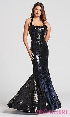 Silver Liquid Lame Gown Silver Metallic Dresses
