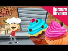The Muffin Man Nursery Rhymes -  For Children, Toddlers, Kids - Nursery Songs - YouTube