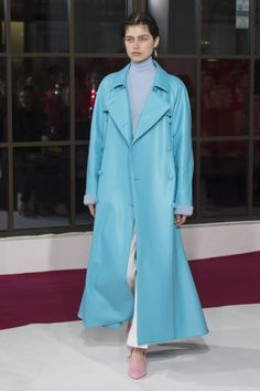 Emilia Wickstead Fall 2018 Ready-to-Wear Collection - Vogue