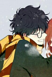 Couple Anime Harry Potter part 1 Harry Potter Parts, Profile Picture, Harry Potter Anime, Matching Icons, Couple Wallpaper, Anime, Pictures, Avatar Couple, Anime Movies