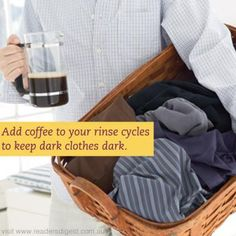 Check out this natural housekeeping tip.