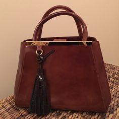 f25f45898e orYANY Bianca Italian Leather Shoulder Bag
