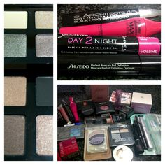 Gee Whiskers! Hamper I won from BeautyBulletin.com Bobbi Brown and other great brands!