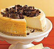 The Cheesecake Factory Original Cheesecake Recipe | MyRecipes.com