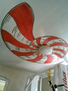 Workout Rooms, Nautilus, Egg Chair, Ceiling, Gym, Home Decor, Ceilings, Decoration Home, Room Decor