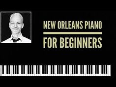 (411) DR.FUCHS, easy New Orleans Piano piece for beginners. - YouTube