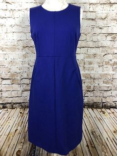 cc98c78e288 Details about Lands  End Women s Dress