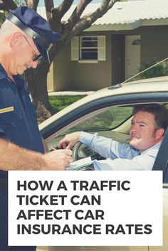 you were speeding. How's that ticket going to affect your auto insurance rates? We outline the impact. Car Insurance Rates, Insurance Broker, Insurance Quotes, Ticket