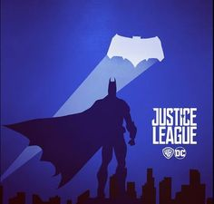 Justice League Movie Poster 2017 Featuring Batman and The Bat Signal, Check Out 19 Easter Eggs and Missed Details From Justice League Movie - DigitalEntertainmentReview.com