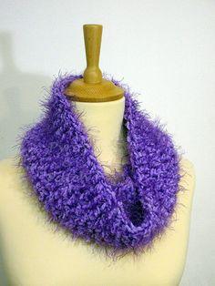 Neckwarm maglia  Scaldacollo un uncinetto di PyrosePatch su Etsy