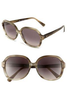 LANVIN Oversized Sunglasses                                                                                                                        ✺ꂢႷ@ძꏁƧ➃Ḋã̰Ⴤʂ✺