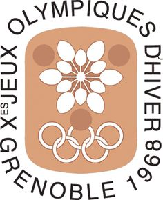 1968 Olympic Games logo